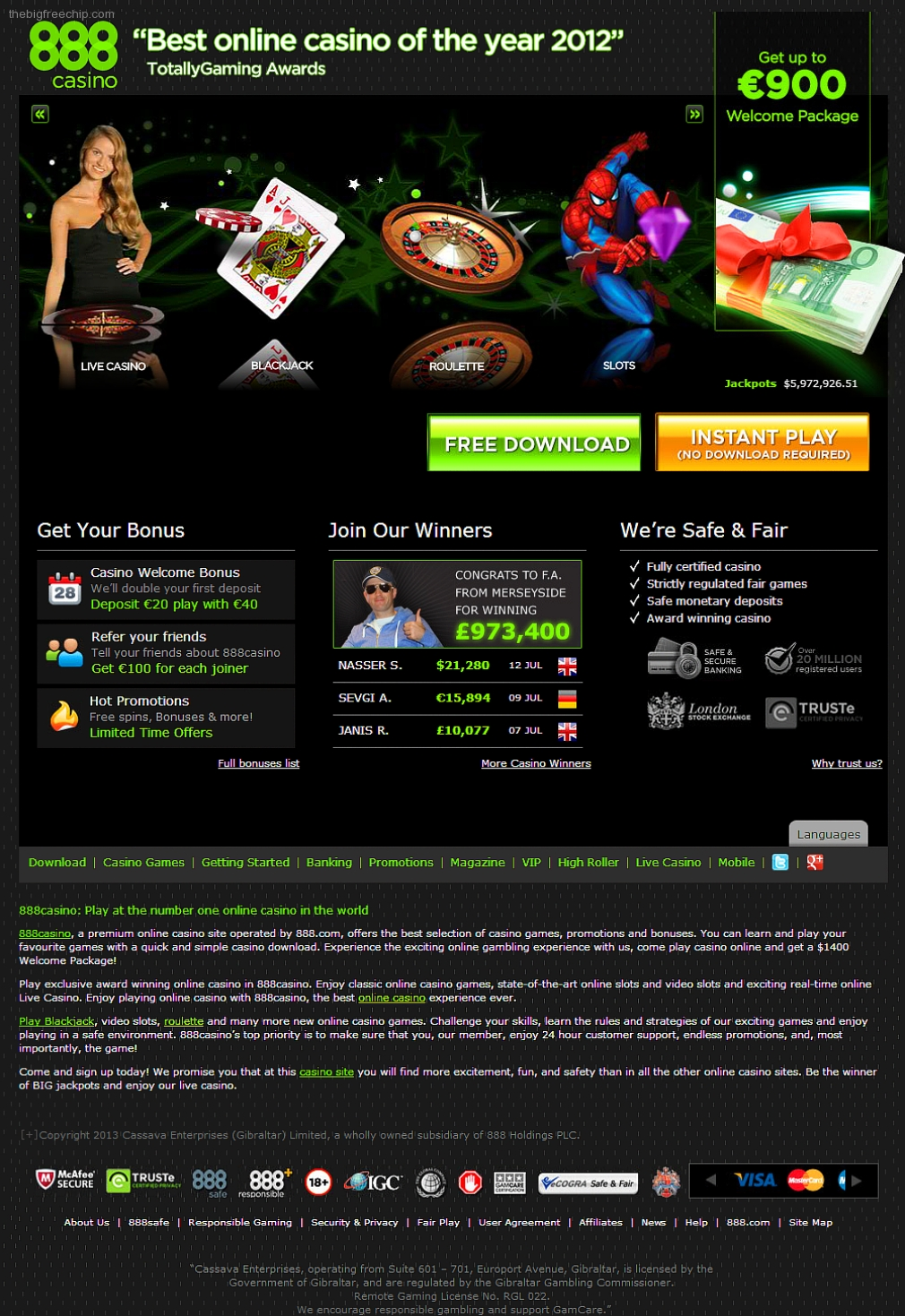 Casino new sites.com pa sands casino